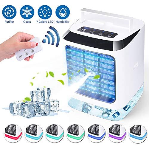 Portable USB Mini Air Cooler, Mi...