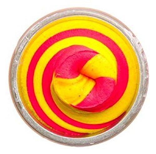 Berkley PowerBait Turbo Dough Trout Bait , Pink Lemonade, 1.75-Ounce