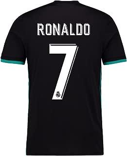 adidas Ronaldo #7 Real Madrid Away Soccer Jersey 2017/18