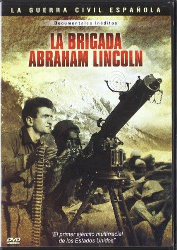 Brigada Abraham Lincoln [DVD]