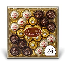 Gifts for Yourself & Others: assorted chocolates