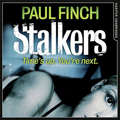 Stalkers audiobook cover art