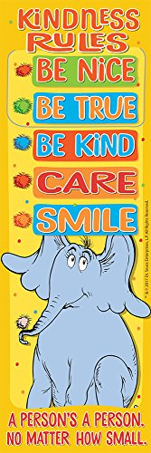 Eureka Horton Kindness, Kindness Rules Bookmarks (834222)