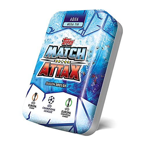 UCL Match Attax 2021-2022 Mega-Dose