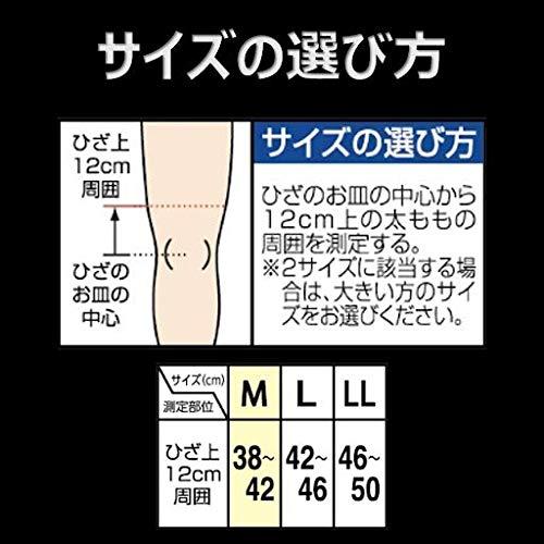 原監督推奨プロ・フィッツひざLサポーター