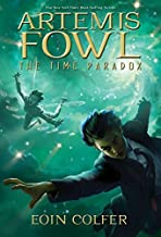 Artemis Fowl The Time Paradox by Eoin Colfer (July 15,2008)
