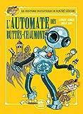 Les aventures fantastiques de Sacré-Coeur : L'automate des Buttes-Chaumont