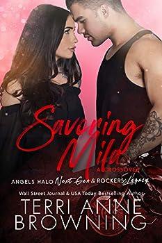 Savoring Mila  Angels Halo MC Next Gen Book 3