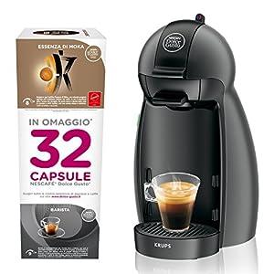 Nescafé Dolce Gusto – Máquina para café espresso y otras bebidas,