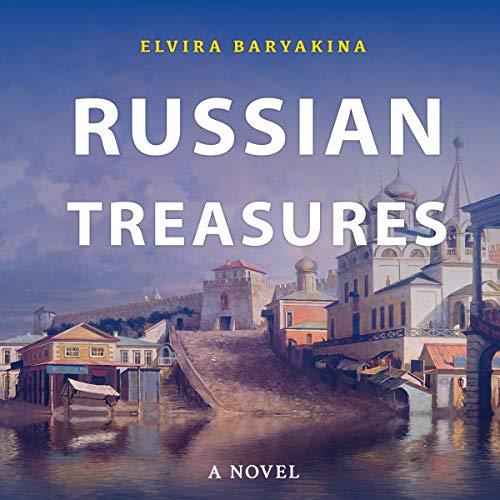 Russian Treasures: A Novel cover art