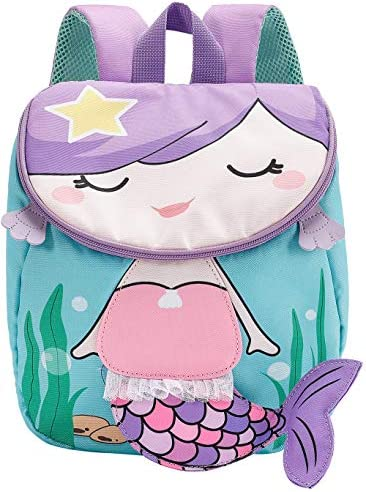 BLUBOON Toddlers Backpack for Girls Preschool Backpack Mini Backpack Schoolbag Cute Bookbag product image