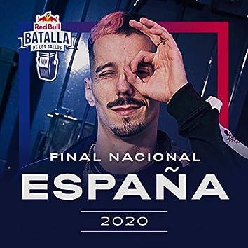 Final Nacional España 2020 (Live)