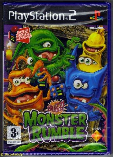 Buzz! Junior Monster Rumble [UK Import]