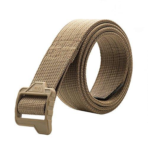 M-Tac Tactical Belt - Double Duty Belt - Web Belt (Coyote,...