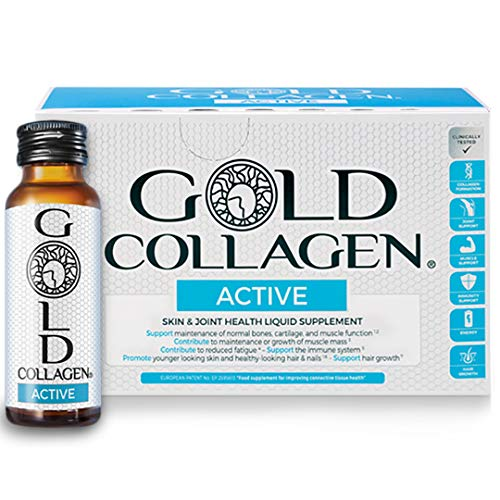 Gold Collagen Gold Collagen Active 10Amp. 300 g