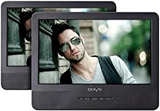 ODYS Seal – Lecteurs DVD/Blu-Ray portables (LCD, 800 x 480 pixels, 16:9, 800 x 480..