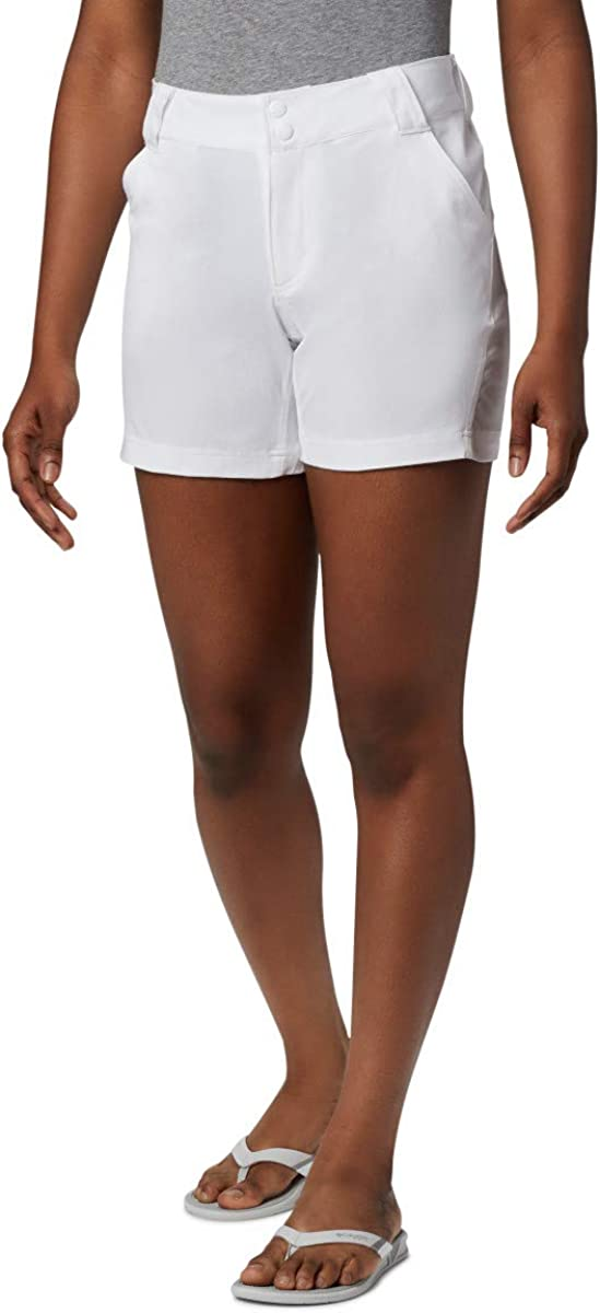 Columbia Womens Coral Point Iii Shorts