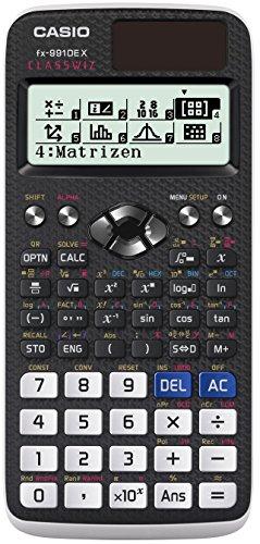 CASIO FX-991 - Calculadora científica (Idioma Aleman)