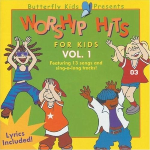Worship Hits - For Kids Vol. 1