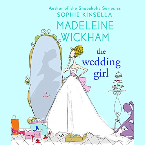 The Wedding Girl audiobook cover art