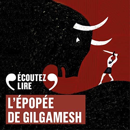 Couverture de L'épopée de Gilgamesh