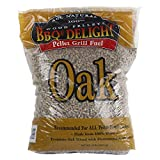 BBQR's Delight Oak Wood Smoking Pellets 20 Pounds