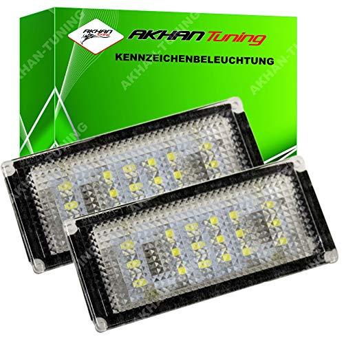 Akhan kBE46-éclairage de plaque minéralogique à lED pour modules unité complète plug 'n play