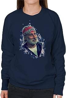 Spike Milligan Comedian and Writer Women's Sweatshirt