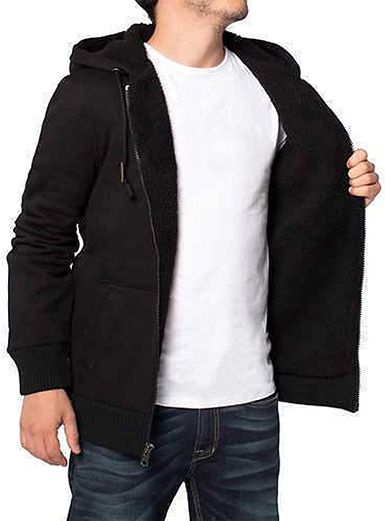 Directly managed store BUFFALO Men's Sherpa Recommendation Lined Variety Hoodie