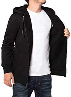 Buffalo Men's Sherpa Lined Hoodie (Variety)
