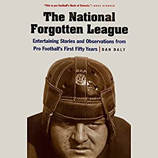 The National Forgotten League cover art