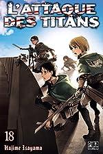 L'Attaque des Titans - Tome 18 de Hajime Isayama