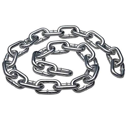 HEAVY DUTY Security Chain 10 mm x 6 ft en acier trempé Moto Chaîne Carré Liens environ 1.83 m