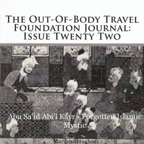 The Out-Of-Body Travel Foundation Journal, Issue Twenty Two cover art