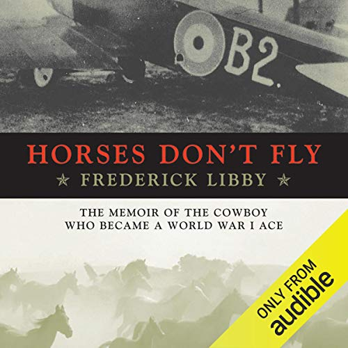 Horses Don't Fly cover art