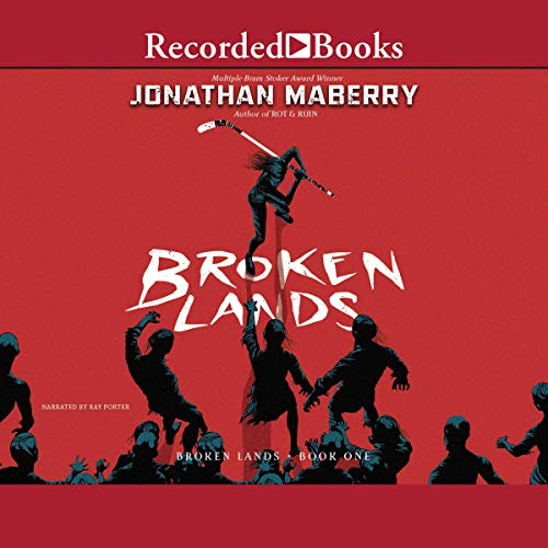 Broken Lands audiobook cover art