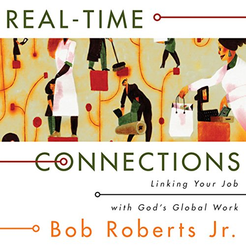 Real-Time Connections audiobook cover art