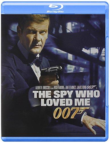 The Spy Who Loved Me [Blu-ray]
