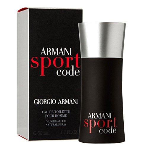 Giorgio Armani Sport Code Eau de Toilette Pour Homme - 50 ml