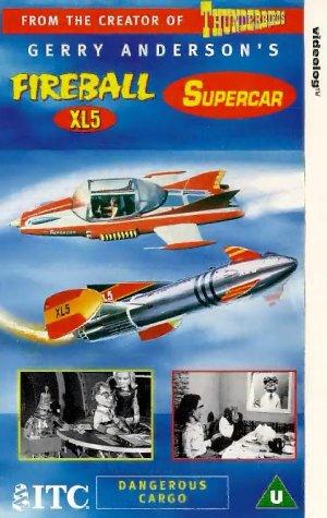 Supercar - Dangerous Cargo