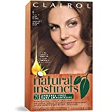 Clairol Natural Instincts Semi-Permanent Hair Color Kit, 13 Suede Light Brown Color, Ammonia Free, Long Lasting for 28 Shampoos, 3 Count, Pack of 3