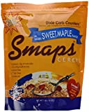 Dixie Carb Counters Sweet Maple Flavor Smaps Cereal