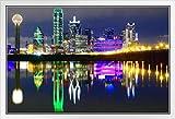 Fotodruck/Poster, Motiv Downtown Dallas Texas Skyline