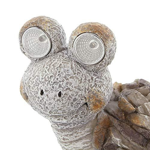 FRANK FLECHTWAREN Solar-Figur Schildkröte