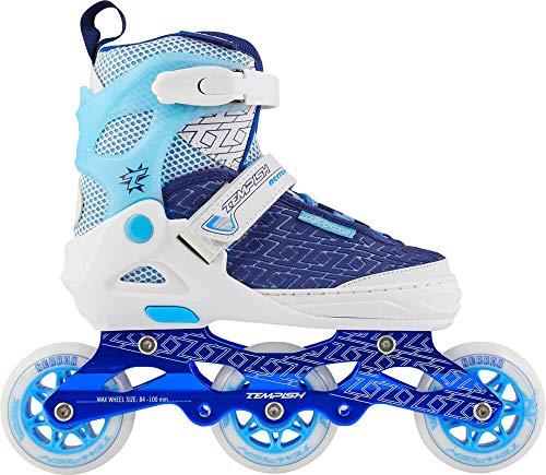 Unbekannt Tempish Kinder NERROW 3 White 31-34 Inline-Skates,