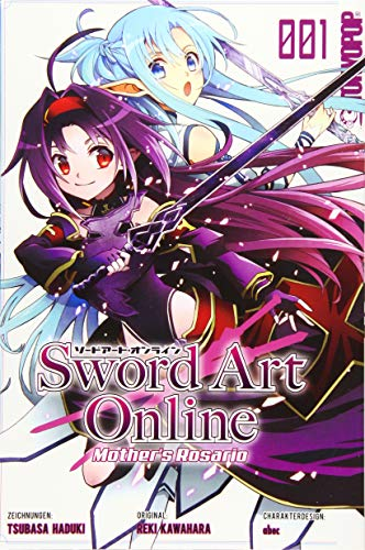 Sword Art Online - Mother's Rosario 01