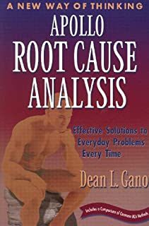 Apollo Root Cause Analysis: New Way of Thinking