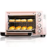 Riyyow 35L Mini-Ofen-, Multifunktionale elektrische Küchenofen-1600 W, 4 Kochfunktionen, 4...