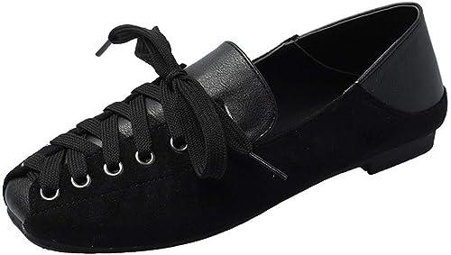 Mocasines Calzado Casual De damen, Calzado único, Moda Femenina, Casual, Versátil, Sencillo Y Cómodo.