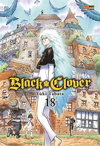 Black Clover Vol. 18